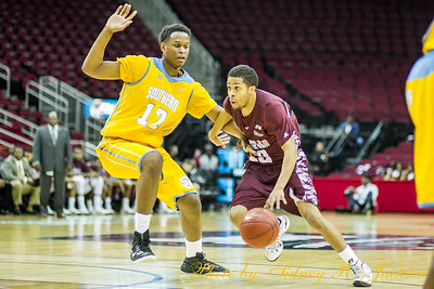 SWAC 2015 BBall Men AAMU vs Southern Processed