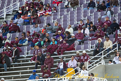 AAMU 2014 Football vs Alcorn Military, Band, Fans and Friends