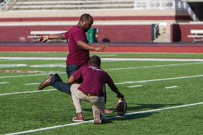 AAMU Sports 2014 Fan Day