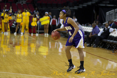 SWAC BasketBallToruney 2014 Championship Women Texas Southern vs Prairie View